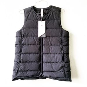 LULULEMON athletica puff goose down vest 6 NWT new